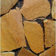 Жёлтый природный камень